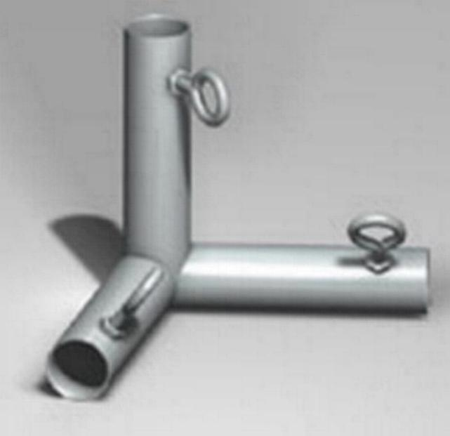Picture : canopy connector fittings - memphite.com